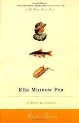Ella Minnow Pea Mark Dunn Fiction book