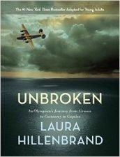 unbroken nonfiction historical wwii war book