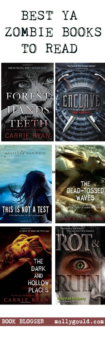 ya books to read zombie