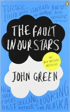 the fault in our stars ya novel