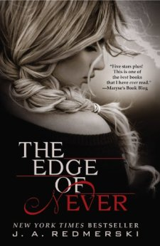 edge of never new adult book review blog