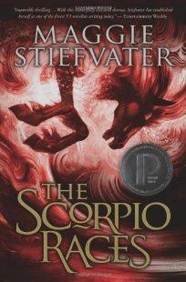 scorpio races ya novel stiefvater favorite audiobook