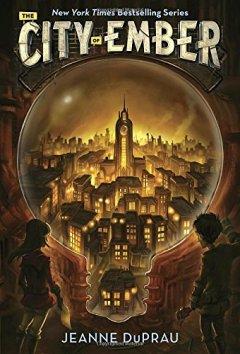 city of ember jeanne duprau book review blog
