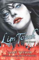 laini taylor book review blog ya young adult