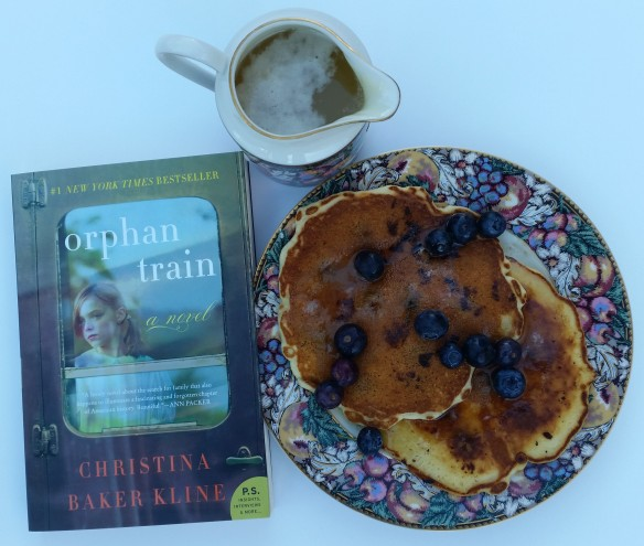 orphan train christina baker kline novel book review blog recipe