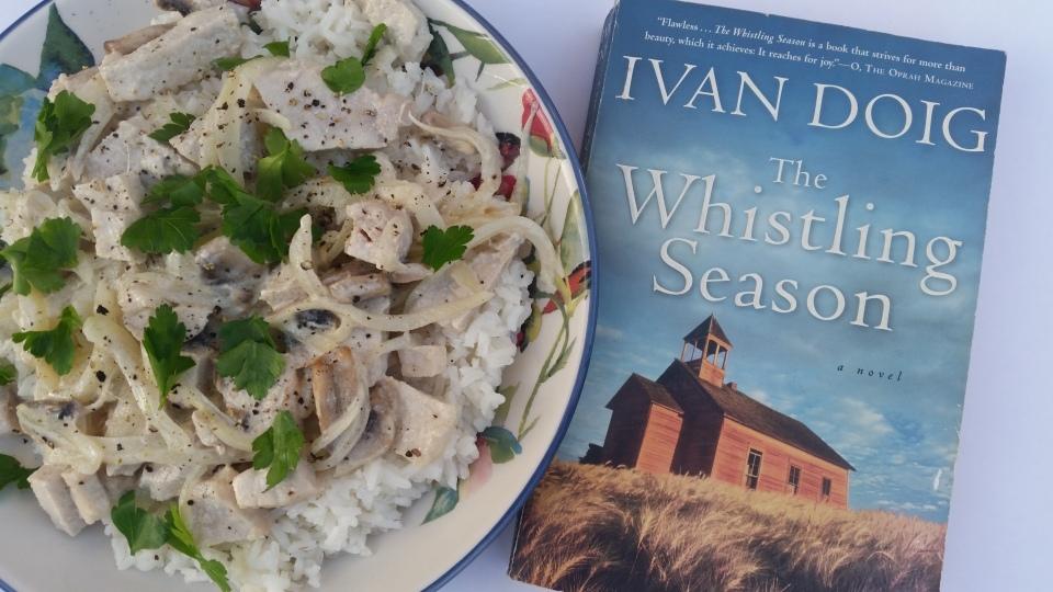 adult book review blog recipe pork fiction novel